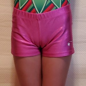 Destira Mystique Sport Short  Size: Child Small 6x
